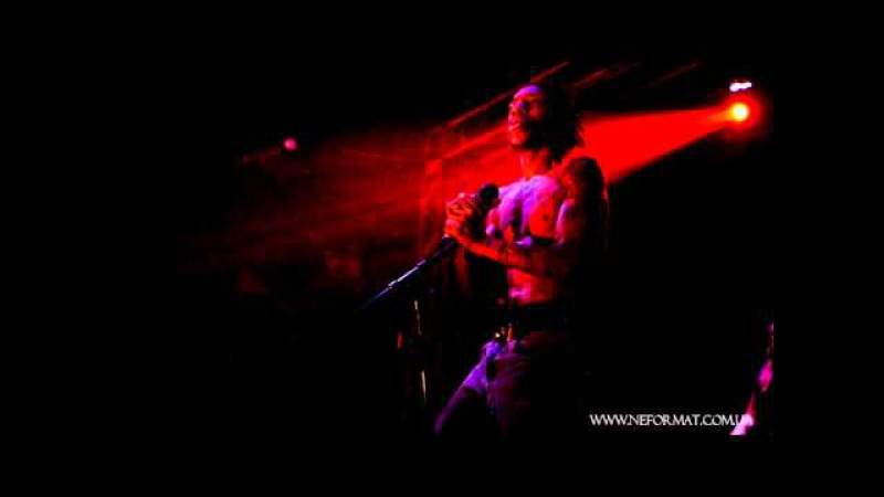 Tricky - 2 - Parenthesis (from False Idols, 2013) - Live@Crystal Hall, Kiev (17.11.2012)