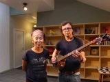 Музыканты группы Намгар в гостях у Друзей