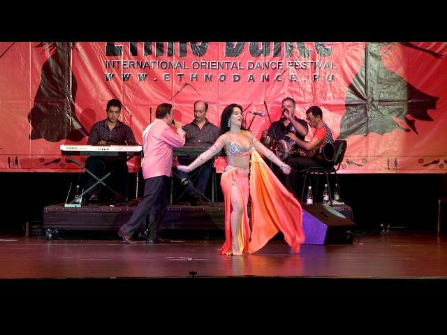Julia Darwish Fi youm wa leila EthnoDance 2016
