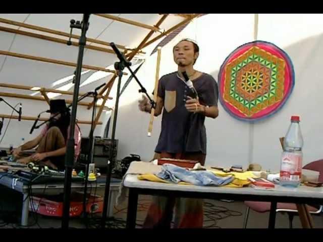 Byon Kay Ori Lavi @ Ancient trance festival 2012 4