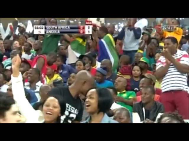 FIFA World Cup Russia 2018 CAF Qualifiers - South Africa 1-0 Angola