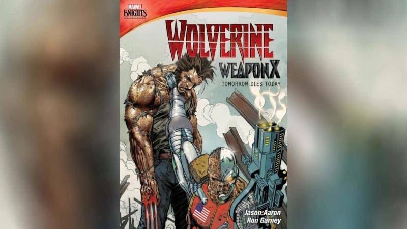 Росомаха. Оружие Икс Завтра умрёт сегодня (2014) | Marvel Knights: Wolverine Weapon X: Tomorrow Dies Today