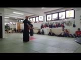 Аттестация Хайдонг Кумдо в Доджане ГМ Чой Кил Бонга 1 июля 2016