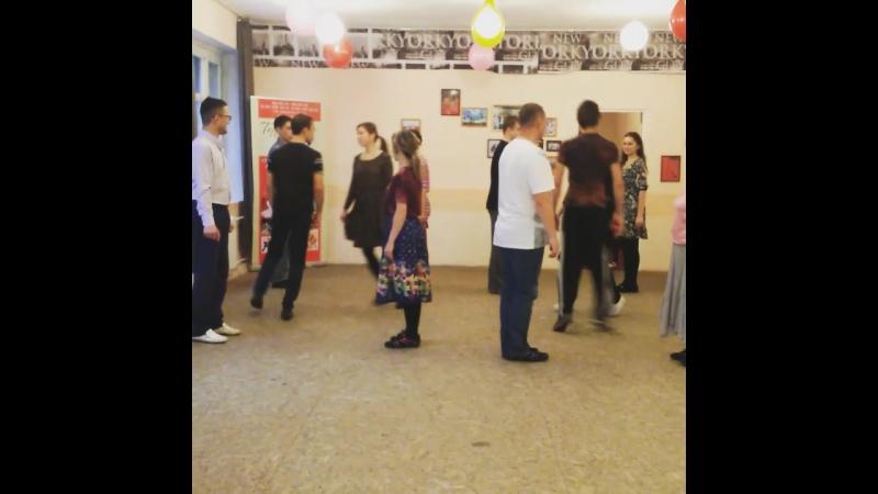 Подготовка к балу. КД Чёрная лошадка (04.12.2016 г.)