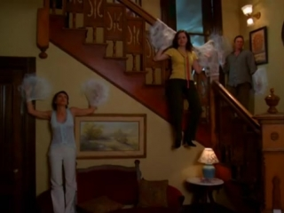 Charmed spin city