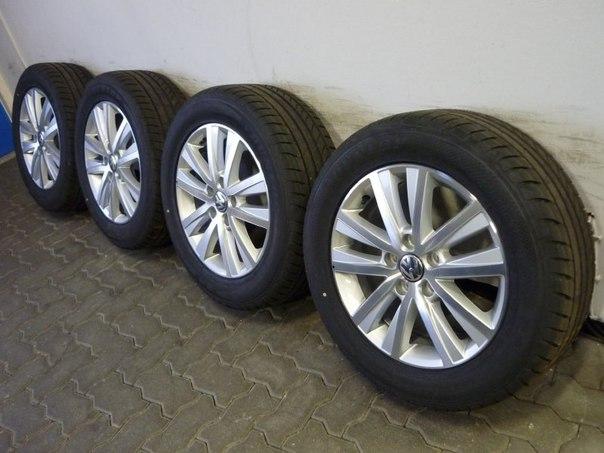 Из гаража пенсионера украли 6 комплектов автомобильных колес