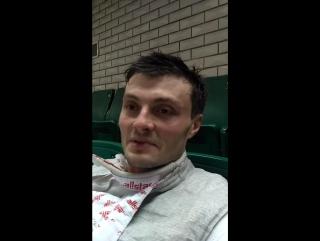 Дмитрий Ригин о фестивале Олимпийского фехтования в Нижнем Новгороде