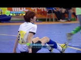 [HOT] 아이돌 풋살 월드컵 K-Pop Star Futsal Worldcup - 축구선수 출신 빅스 레오의 활약! VIXX LEO, Great Shooting 20140612