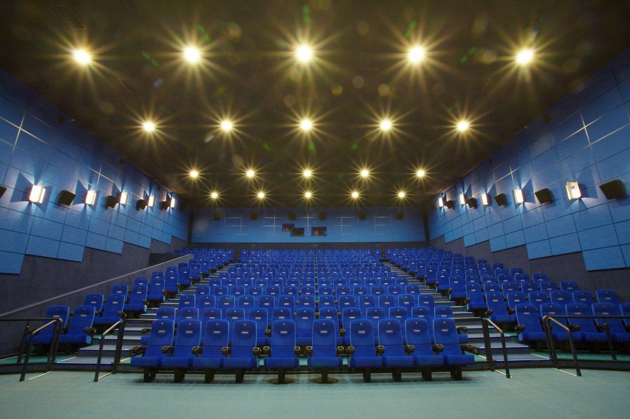 Каро Vegas 22. Самые большие кинотеатры в России