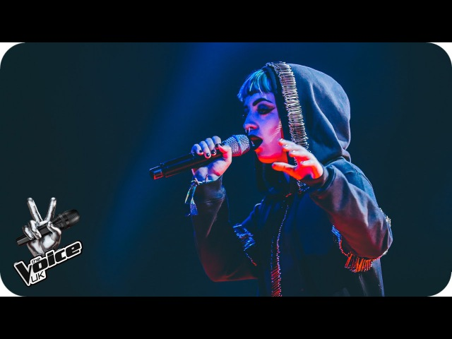 Cody Frost performs 'The Chain': The Live Semi-Final - The Voice UK 2016