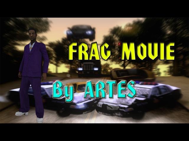 FRAG MOVIE | Monser Gang War [DM] | Мажор тащит :D |SA:MP