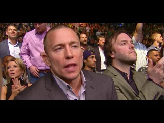GSPs live reaction to Nate Diaz submitting Conor McGregor