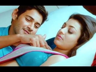 Chandamama Song - Businessman (2012) Movie Songs - Mahesh Babu, Kajal Aggarwal
