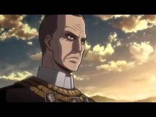 Атака Титанов / Вторжение Гигантов Превью 2-ого сезона / Shingeki no Kyojin Сезон 2