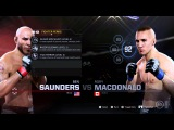 EA SPORTS UFC 2 beta: Roster fighter perks