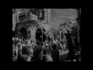 Облик грядущего / Things to Come (1936) трейлер [ENG]