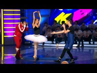 КВН Сборная Дагестана - Мюзикл театра балета и борьбы