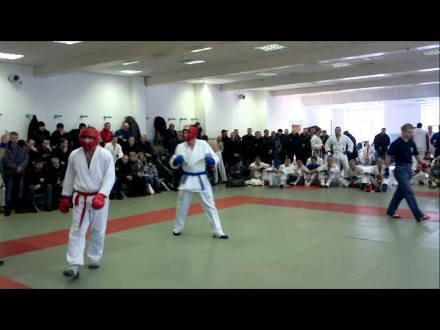 Ханлар Азизов Победа одним взглядом без единого удара