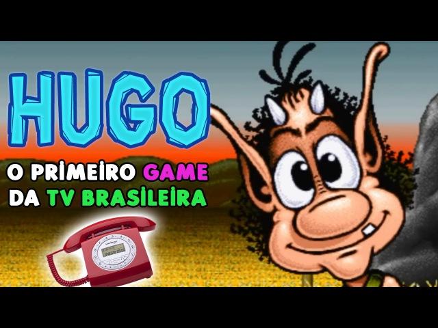 Hugo: O 1º Game da TV brasileira! ft. Gato Galactico