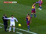 Barcelona 5 x 0 Real Madrid - Campeonato Espanhol - 29/11/2010