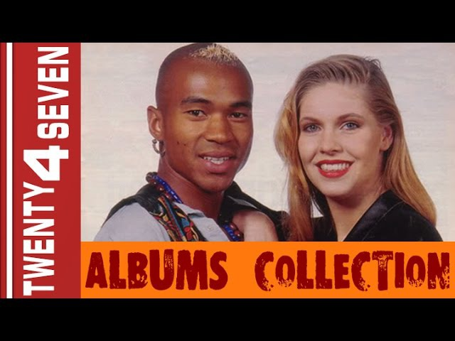 Twenty 4 Seven - Albums Collection (Slave To The Music | I Wanna Show You | 24h a Day, 7d a Week)