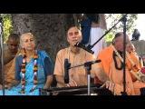 Durvasamunis asram oct 11 HG Bada Haridas prabhus kirtan part 1