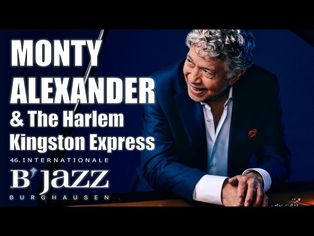 Monty Alexander The Harlem Kingston Express - Jazzwoche Burghausen 2015