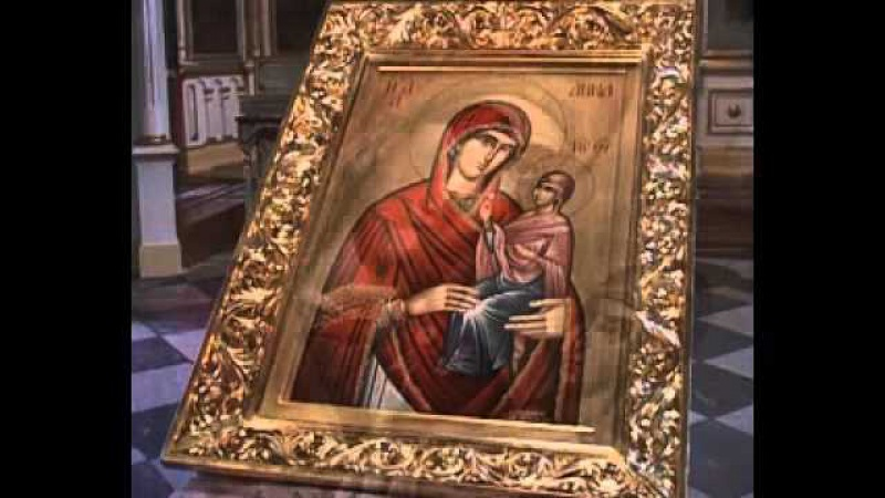 Икона Святой Праведной Анны