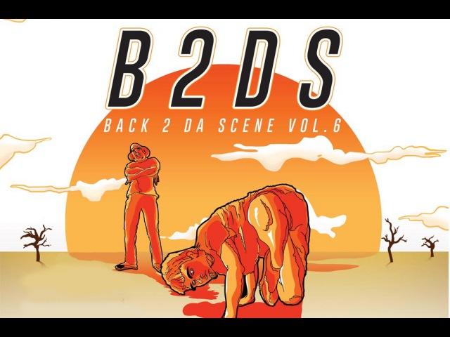 Back 2Da Scene 6 | Crew | Los mas buscados vs 8D crew | Ronda 1
