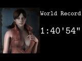 Resident Evil CODE Veronica X HD Any Speedrun - 140'54