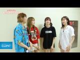 160729 Sumin, Euijin, High.D &amp New Sun - Freestyle Rap Battle Penalty @ Super Junior's Kiss The Radio