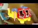 Đồ chơi con voi làm xiếc với quả bóng, Baby Circus Elephant Balancing With Ball, Trò Chơi Trẻ Em