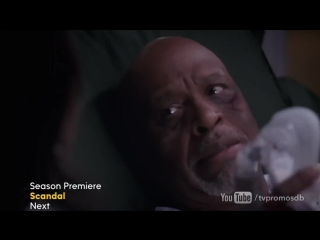 Анатомия страсти/Grey's Anatomy (2005 - ...) ТВ-ролик (сезон 10, эпизод 4)