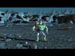 История игрушек/toy story (1995) фрагмент 3d-версии №2