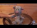 Talking Tom говорящая игрушка кот Том Talking Friends toys[720P HD]