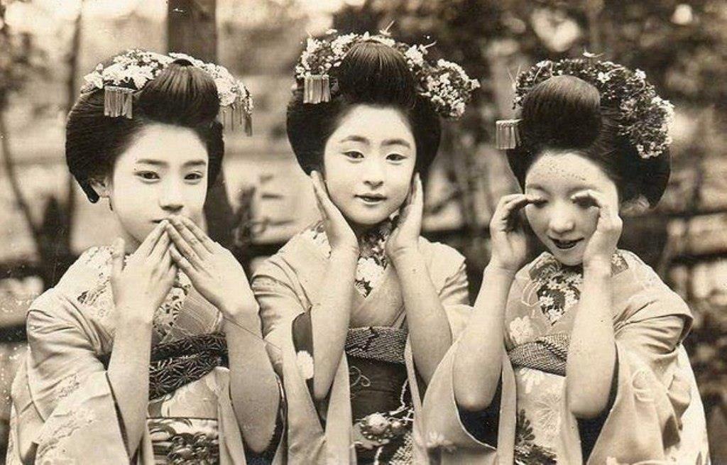 Pin by Dasha Suzdalova on XY Wise monkeys, Three wise