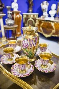 Выставка Антикварный базар