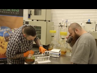 Action Bronson Hits a High-Tech Dab Lab (F_CK, THATS DELICIOUS Deleted Scene)