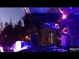 Open Air в парке Пушкино. DJ El Ravi. Пенная вечеринка в клетке. 02.07.2016
