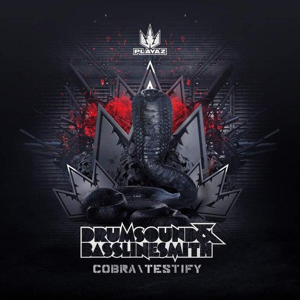 Drumsound & Bassline Smith - Cobra /Testify (2016)