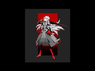 Dark Princess Peach / Shadow Queen [speed up]