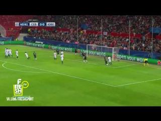Севилья 1:0 Ювентус. Обзор матча