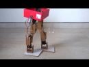 Arduino controlled Walking Robot using Servo motors