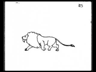 курсовая Лев и Розалинда