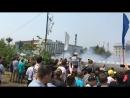 Дрифт Иркутск город на сквери