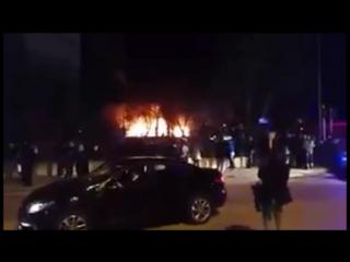 17 февраля 2016. Анкара. Взрыв в столице Турции