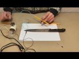 Электрический карандаш - гравировка своими руками! Удивительно