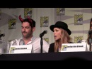Lucifer Panel SDCC 2015: Lauren German on her character's relationship with Lucifer.
