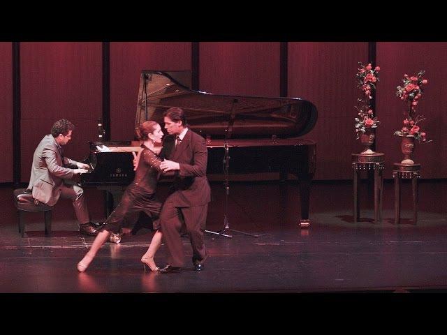 El Choclo - Tango for Three (LIVE) - Eduardo Rojas - George Jairelbhi Furlong
