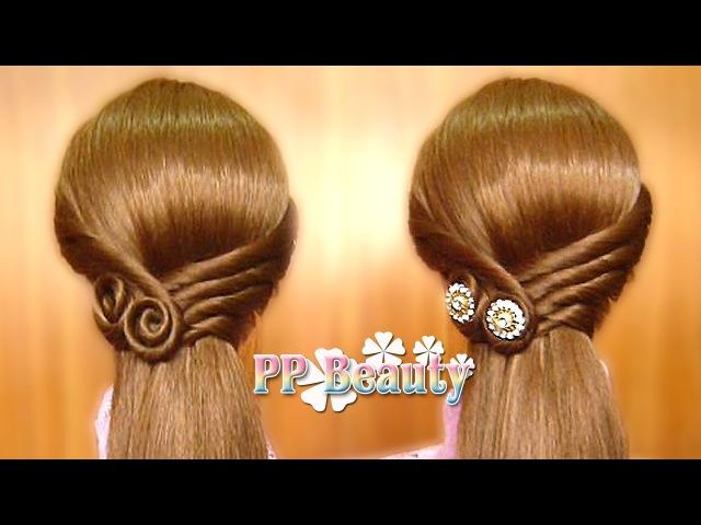 ทรงผมแบบง่ายๆ : Easy Hairstyles 6395